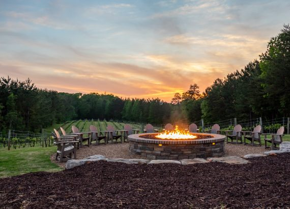 Mountain Brook Fire Pit
